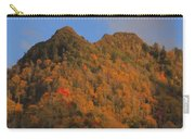 Chimney Tops In Smoky Mountains Carry-all Pouch