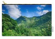 Chimney Tops Mountain In Great Smoky Mountains  Carry-all Pouch