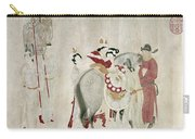 China Concubine & Horse Carry-all Pouch