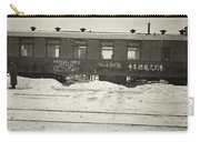 China Railroad, 1918 Carry-all Pouch