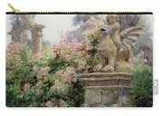 China Roses Villa Imperiali Genoa Carry-all Pouch