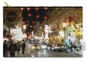 China Town At Night Carry-all Pouch