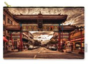 China Town Victoria Carry-all Pouch