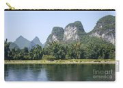 China Yangshuo County Li River  Carry-all Pouch