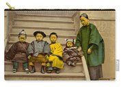 Chinatown Family Carry-all Pouch