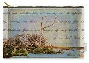 Chincoteague Driftoods Carry-all Pouch