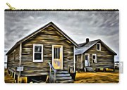 Chincoteague Shanty Artsy Carry-all Pouch