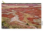 Chinde Point In Painted Desert In Petrified Forest National Park-arizona Carry-all Pouch