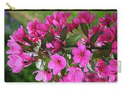 Chinese Apple Blossoms Carry-all Pouch