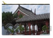 Chinese Bonsai Garden Carry-all Pouch