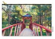 Chinese Bridge Wandiligong Carry-all Pouch