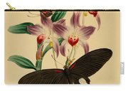 Chinese Butterflies Carry-all Pouch by Philip Ralley
