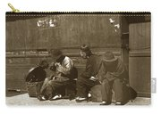 Chinese Cobbler San Francisco California Chinatown Circa 1900 Carry-all Pouch