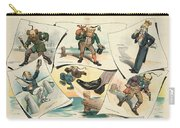 Chinese Exclusion Act, 1905 Carry-all Pouch