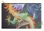 Chinese Fire Dragon Carry-all Pouch