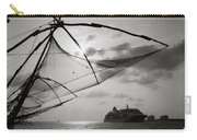 Chinese Fishing Net Carry-all Pouch