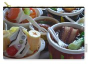 Chinese Food Miniatures 3 Carry-all Pouch