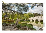Chinese Garden Bridge Carry-all Pouch
