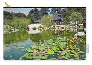 Chinese Garden - Huntington Library. Carry-all Pouch