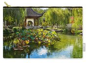 Chinese Garden Lake Carry-all Pouch