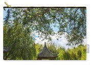 Chinese Garden Sun Carry-all Pouch