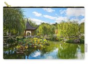 Chinese Garden Vista Carry-all Pouch