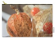 Chinese Lantern Plant - D Carry-all Pouch
