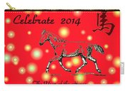 Chinese New Year 2014 Carry-all Pouch