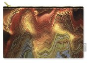 Chinese Opera Abstract Carry-all Pouch