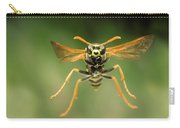 Chinese Paper Wasp Carry-all Pouch