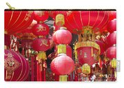 Chinese Red Lanterns Carry-all Pouch