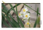 Chinese Sacred Lily Carry-all Pouch