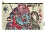 Chinese Wiseman Carry-all Pouch