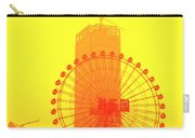 Chinese Wonder Wheel Carry-all Pouch