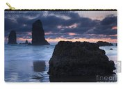 Chiseled By The Sea Carry-all Pouch