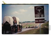 Chisholm Trail Centennial Cattle Drive Carry-all Pouch