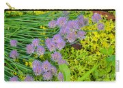 Chives 3 Carry-all Pouch