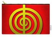 Cho Ku Rei - Traditional Reiki Usui Symbol Carry-all Pouch