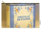 Chocolat En Poudre Carry-all Pouch