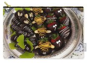 Chocolate Berries Carry-all Pouch
