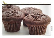 Chocolate Chocolate Chip Muffins - Bakery - Breakfast Carry-all Pouch