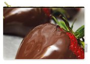 Chocolate Covered Strawberries Carry-all Pouch