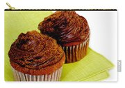 Chocolate Cupcakes Carry-all Pouch