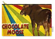 Chocolate Moose Carry-all Pouch