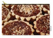Chocolate Pecan Tarteletts Carry-all Pouch