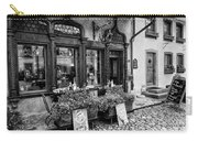 Chocolatier In Gruyeres Bw Carry-all Pouch