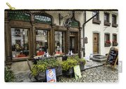 Chocolatier In Gruyeres Carry-all Pouch