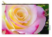 Choice Garden Rose Carry-all Pouch