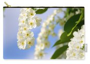 Choke Cherry In Bloom Carry-all Pouch