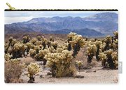 Cholla Cactus Garden Carry-all Pouch